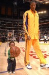 Philadelphia 76ers v Los Angeles Lakers
