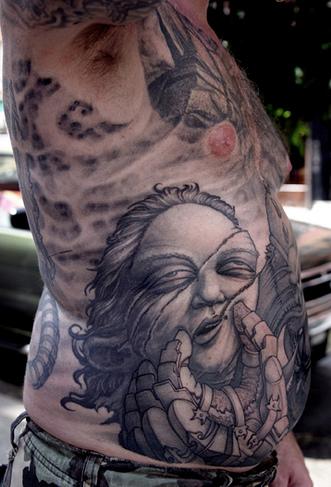 Paul booth tattoo bob tyrel s tattoo for Paul booth tattoo artist