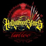 Hollywood, Stars, Tattoo,