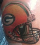 green bay packers fans,green bay packers tattoos