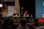 Bob Tyrell,Jeff Gogue,Nick Baxter sharing at the World Wide Tattoo Conference in Chicago 2012 .