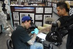 Norm Tattooing at Will Rise Tattoo